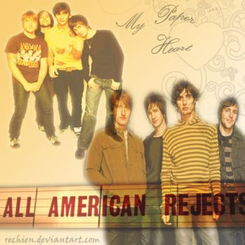 The All-American Rejects by rechien