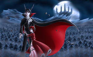 Vampire Family by Fruit-Sauvage