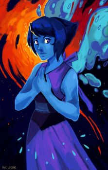 Lapis by RedlyJester