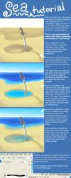 Sea Tutorial by Risachantag
