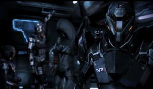 N7 ready for action by Bacurok