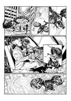 Secret Avengers Sample 04 by V4Valerio
