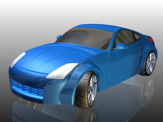 Nissan 350Z by max13124