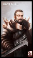 Daily - Howell B. Talbot III by Ruloc