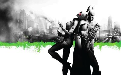 Batman: Arkham City - WP by Yuriam