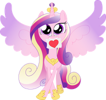 Princess Mi Amore Cadence by solid32