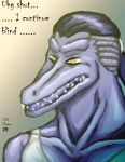 Blind-eyes-lizard by Crismoster25