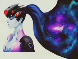 Universe by kimhyoungsin