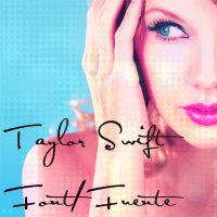 Font: Taylor Swift by imsosarcastic