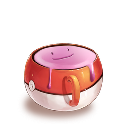Cup of Ditto by super-tuler
