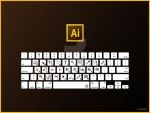 Illustrator Keyboard Shortcuts QWERTY by ensombrecer