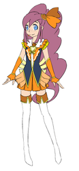 Ginny HaChaPrecure by GoddessCureMystic