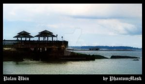 Palau Ubin by phantommask
