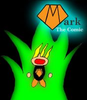 Mark The Comic -Colour Ver. by CyberPFalcon