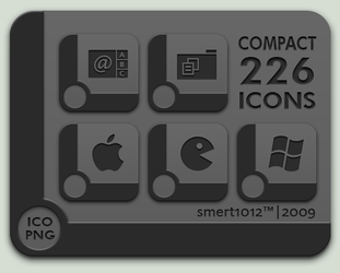 Compact Icons by smert1012