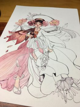 wip  by Lovepeace-S