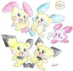 Plusle and Minun, SSBB-moves by CyberMaroon