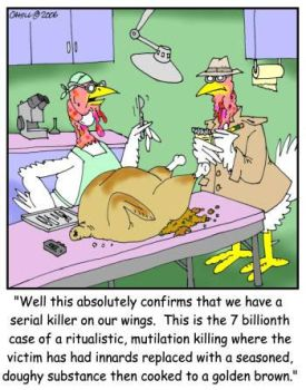 CSI: Poultry by AtomicCheese