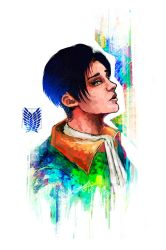 Levi by williamcote