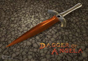 Dagger of Angela by CorellaStudios