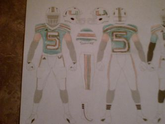 Miami Hurricanes Adidas jersey concept: Home by HockeyFanatic154