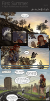 First Summer - A Rijon Adventures Nuzlocke [Pg.25] by Krisantyne