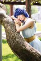 Sailor Mercury Silver Millennium - Sailor Moon by CosplaySymphony
