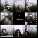 TWD Icons by bennixalice