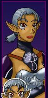 OoT Bookmarks - Impa by BeCeejed