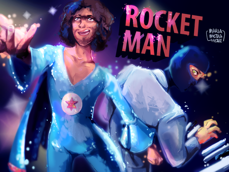 Rocket Sex Party by MariaMediaHere