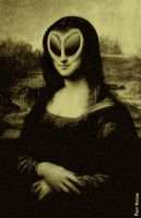 MoDeRnA LiSa by BenHeine