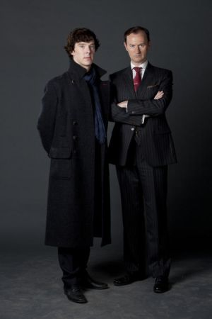 Oh, Brother - Mycroft x Sister!Reader x Sherlock by latte-to-go on