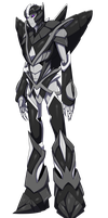 Transformers Prime OC Isomorph by TheDemonSurfer