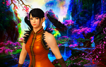 The Spring of Xiaoyu by Masterstomp