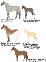 Mare with foal designs for sale by AutumnCreekFarms