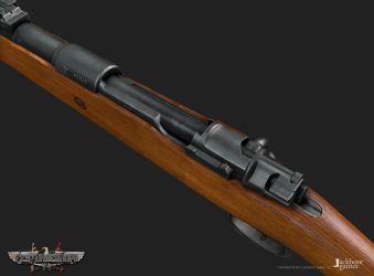 K98Closeup02 by JackbootGames