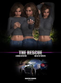 The Rescue poster by Girldeathknight