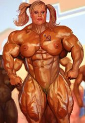 Musclexx Russianmonster by sgcaio