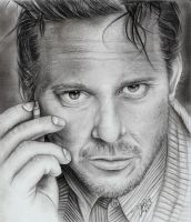' Mickey Rourke ' by Daricelli