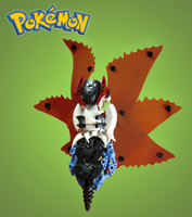 Pokemon: Volcarona