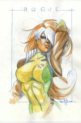Rogue by qualano