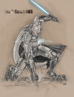 Iron Grievous Color by Either-Art