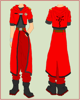 My design for the RR Uniform by Brit-Brit