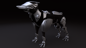 Scout dog cycles 3 by betasector