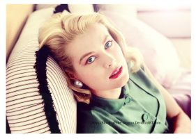 Grace Kelly by Blood-of-the-Dragon