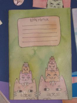 Kittybook by StaceyTram