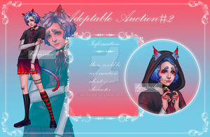 ADOPT AUCTION #2 [OPEN] by arxilox