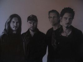Audioslave by Vox16