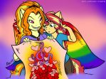 Hippocampus Pride by MustLoveFrogs