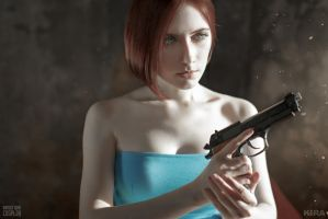 Jill Valentine II by Narga-Lifestream